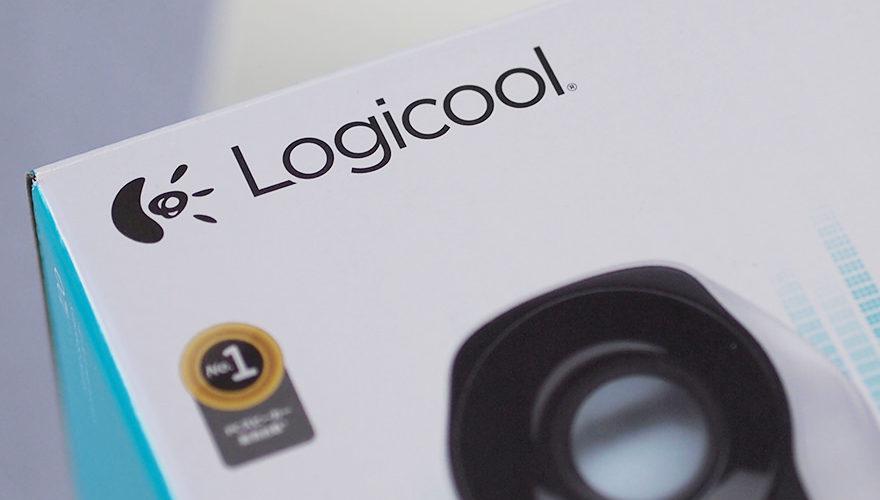 LogicoolステレオスピーカーZ120