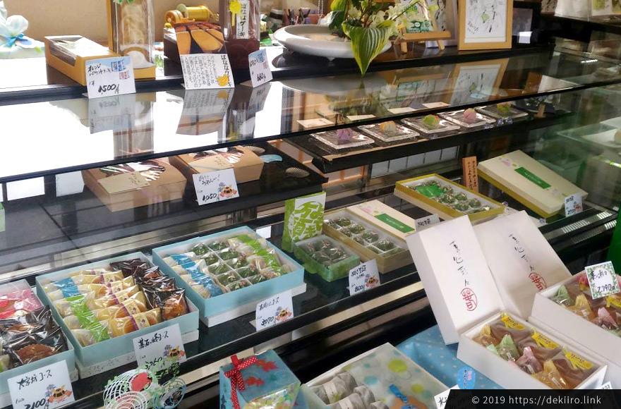 和菓子の詰め合わせ