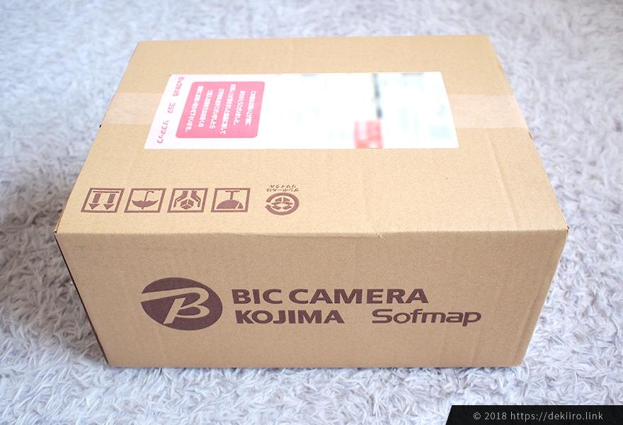 ビックカメラでオリンパスE-PL8を購入