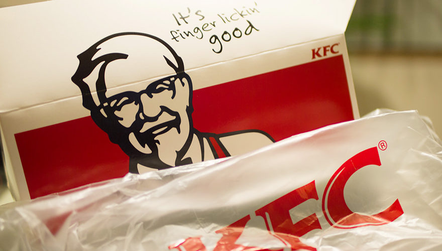 ケンタッキーをネット注文しよう!KFCネットオーダーの予約注文・支払い方法。