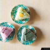 """キュートな能登名物、たにぐちの """"おだまき"""" は季節感じる美味しい和菓子。"""