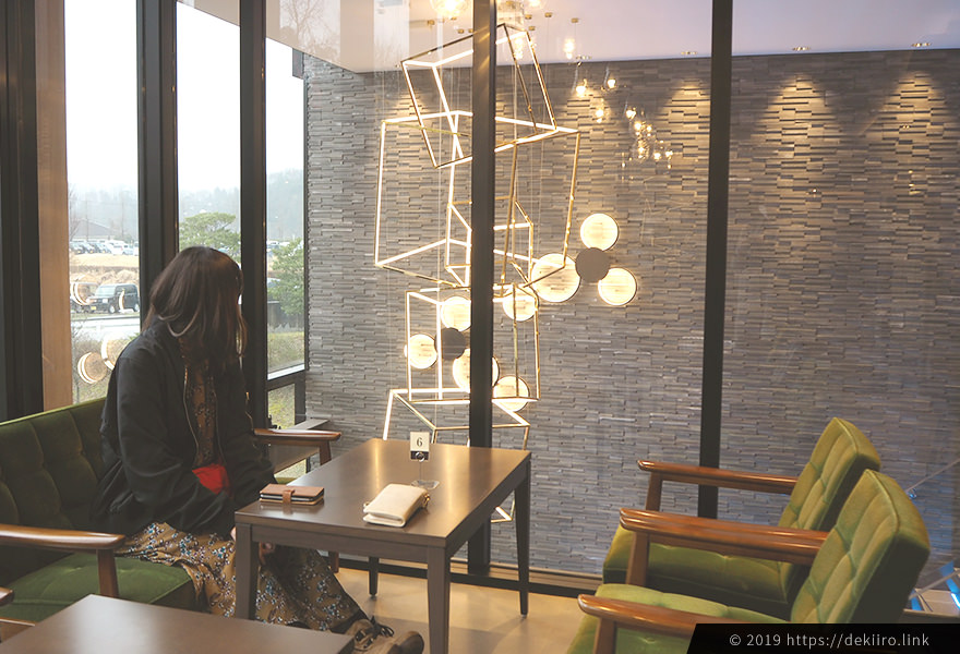 タリーズコーヒー七尾店の雰囲気