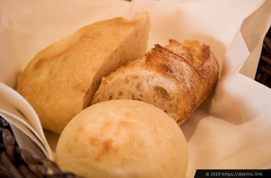 エピス自家製パン