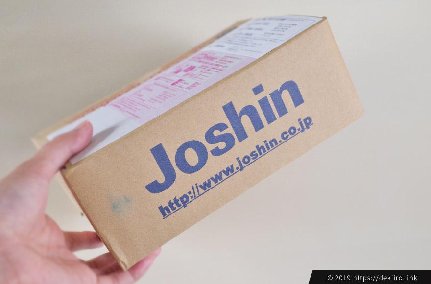 Joshin Yahoo!ショッピング店からメモリーが届いた