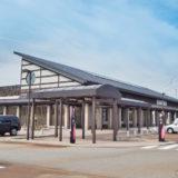 中能登町にある道の駅「織姫の里なかのと」へ。ランチ・ご当地土産・ドッグラン完備の便利スポット。