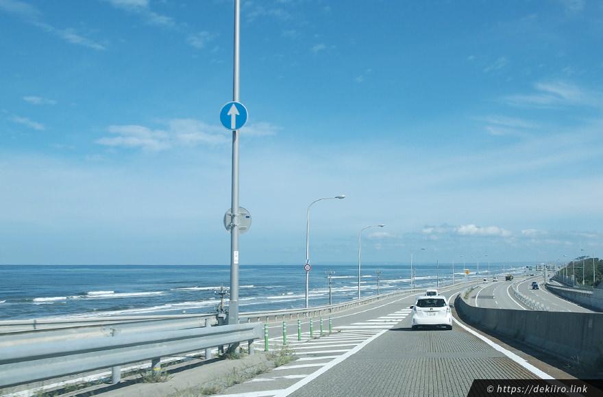 のと里山海道シーサイドライン