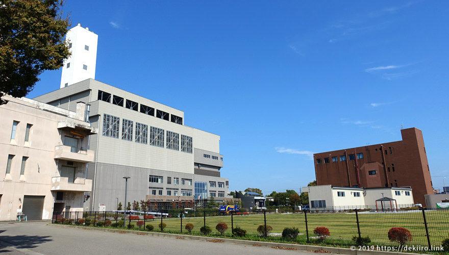 金沢市東力の西部環境エネルギーセンターは平日も資源ゴミが持ち込みできて助かる
