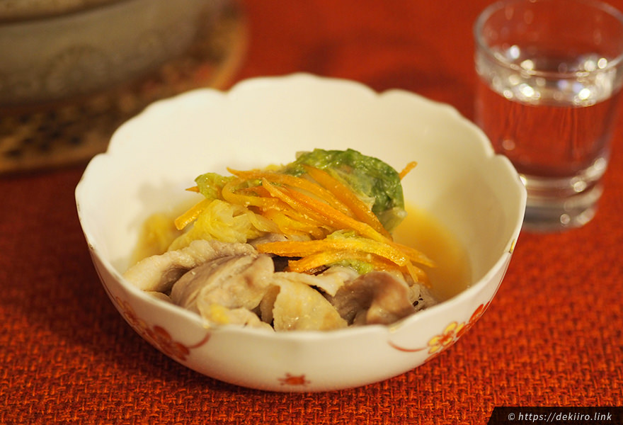 石川のご当地グルメ、とり野菜